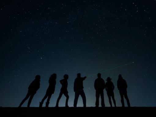 Senderismo Nocturno y Observación de Estrellas